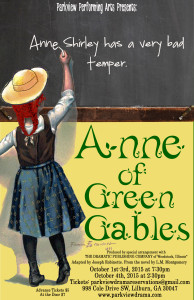 Anne of Green Gables Final Poster