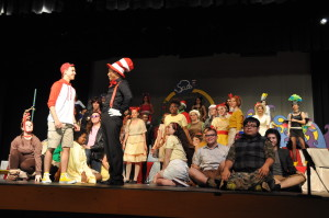 Seussical Opening Night 013