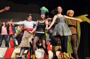 Seussical Opening Night 024