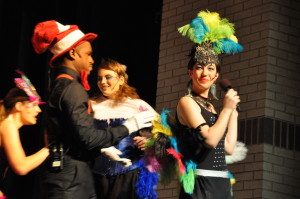 Seussical Opening Night 090