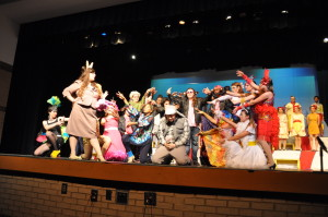Seussical Opening Night 105