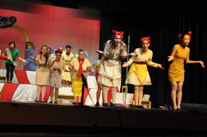 Seussical Opening Night 116