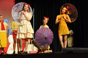 Seussical Opening Night 122