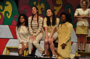 Seussical Opening Night 124