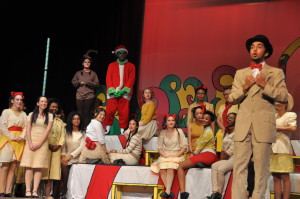Seussical Opening Night 135