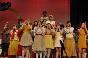 Seussical Opening Night 137