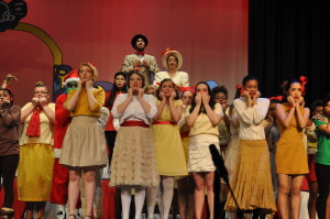 Seussical Opening Night 139