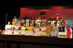 Seussical Opening Night 140