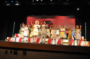 Seussical Opening Night 143