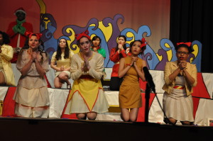 Seussical Opening Night 144