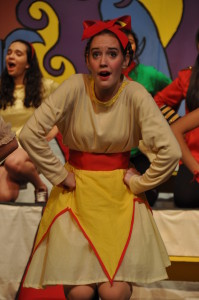 Seussical Opening Night 148