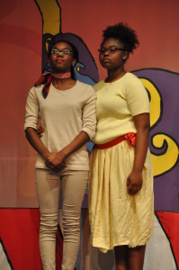 Seussical Opening Night 150