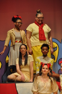 Seussical Opening Night 151