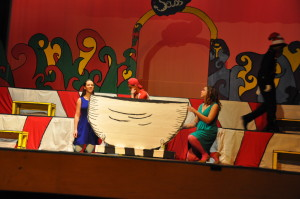 Seussical Opening Night 153