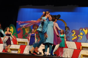 Seussical Opening Night 159