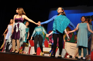Seussical Opening Night 162