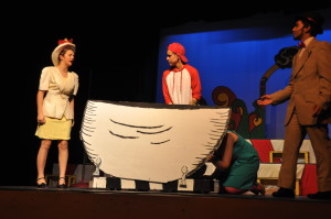 Seussical Opening Night 178