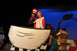 Seussical Opening Night 181