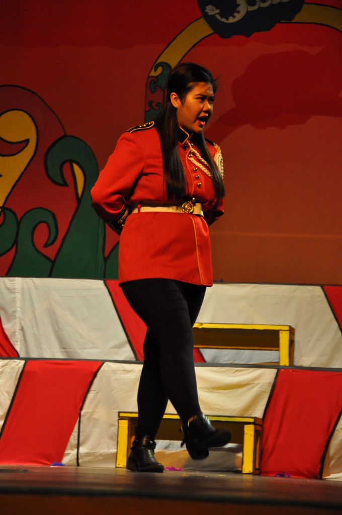 Seussical Opening Night 100