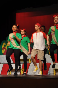 Seussical Opening Night 201