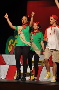 Seussical Opening Night 202