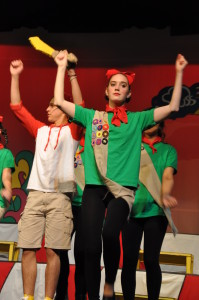 Seussical Opening Night 203