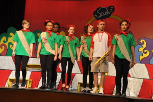 Seussical Opening Night 212