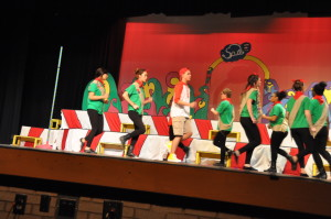 Seussical Opening Night 215