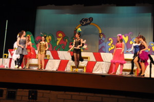 Seussical Opening Night 216