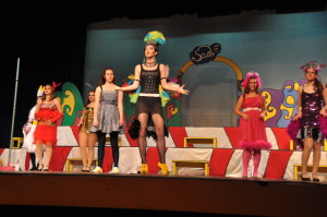 Seussical Opening Night 224