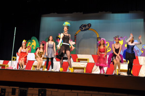 Seussical Opening Night 230
