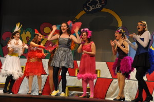 Seussical Opening Night 259