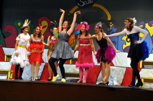 Seussical Opening Night 264