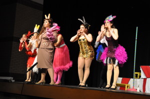 Seussical Opening Night 300