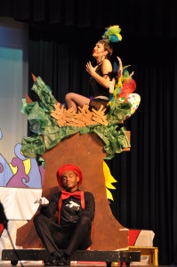 Seussical Opening Night 345