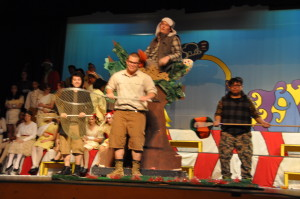 Seussical Opening Night 385