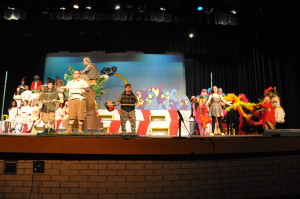 Seussical Opening Night 388