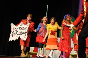 Seussical Opening Night 444