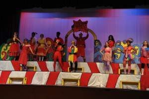 Seussical Opening Night 462