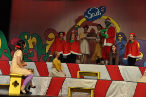 Seussical Opening Night 487