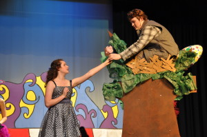 Seussical Opening Night 520