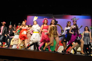 Seussical Opening Night 530