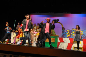 Seussical Opening Night 532