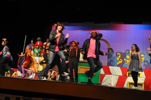 Seussical Opening Night 533