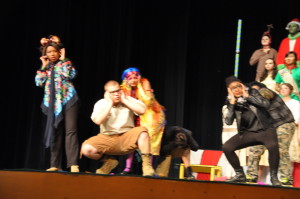 Seussical Opening Night 536