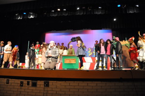 Seussical Opening Night 538
