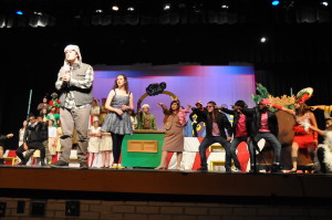 Seussical Opening Night 539