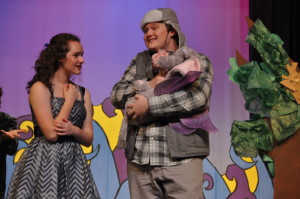 Seussical Opening Night 551