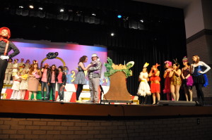 Seussical Opening Night 560
