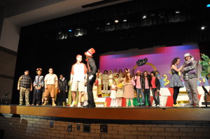 Seussical Opening Night 561